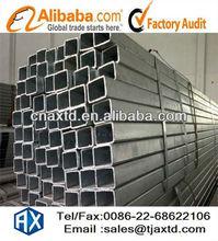 Welded Pre Galvanized Square Precision Pipe Manufacturer