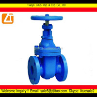 cast steel gate valve dn80 pn16,resilient soft seated gate valve