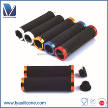 Silicone rubber handle grip cover for stroller/motorcycle/ bicycle