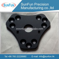 High quality pricision cnc machining metal alloy motorcycle spare parts