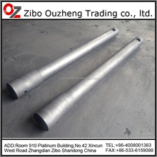 dia 10mm/ dia 20 mm/ dia35mm carbon graphite rod used in steel industry