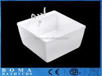 Square Bath Board Folding Bathtub