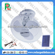 Solar DC Wall Fan