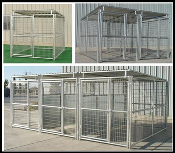 china supplier wholesale 2 sections animals fence pens big With big dog fence cage