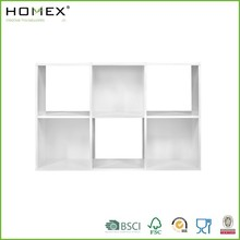 Modern Bookcase /Designed Bookcase/Book Shelf/Homex_FSC/BSCI