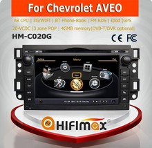 Hifimax chevrolet aveo car radio navigation system/chevrolet aveo multimedia