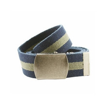 High Quality Own Factory With Fashion Canvas Belt Men