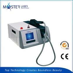 Streamline designing depilation laser diode