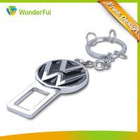 Promotional Gifts Key Chain Custom Metal KeyChain Fashion Car Logo KeyChain