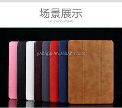 Quality latest pu leather case for ipad mini 2