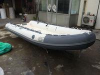RIB480A Goethe Inflatable Fiberglass boat