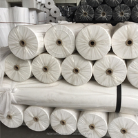 [Nanqixing Nonwoven Factory ] nonwoven fabric factory direct sale, low price fabric roll