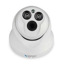 HD Wireless Megapixel 720P Indoor Wifi P2P Plug And Play Demo Ip Camera