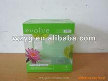 plastic packing box/gift box