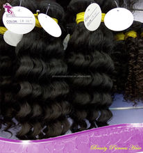 Beauty And Healthy Top Quality low price brazilian loose curly brazilian hair brazilian loose