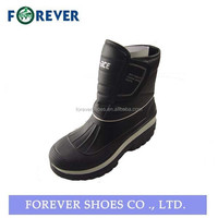 New fashion winter snow work boot ,high heel boot ,man boot