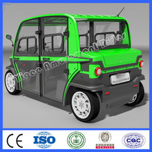 2015 cheapest battery automobiles electric car 4 seats mini car