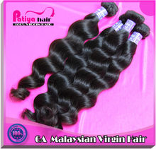 Exqusite & better choice virgin malaysian hair natural wave