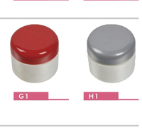 Factory wholesale Beautiful plastic crystal perfume bottle caps and bottle stopper