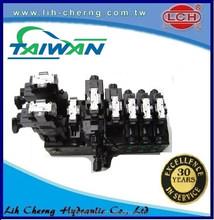 Yuken type cast iron hydraulic valve
