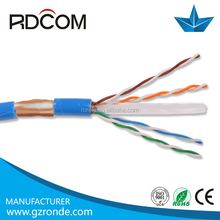 China product FTP cat6 network cable 4 pair copper wire