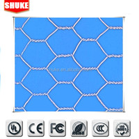 Made in China 1/2 inch plastic coated welded wire mesh