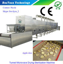 Industrial Microwave Fruit Dehydrator