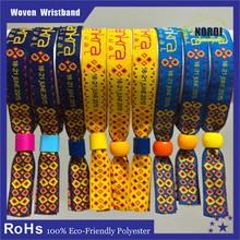 2015 top sale promotional cheap party wristbands