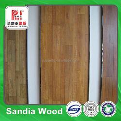 Real Wood Texture Laminate Flooring Teak