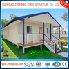 prefabricated modular moblie house plan for construction site