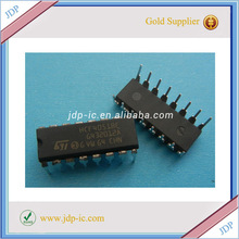 HCF4051BE CMOS Analog Multiplexers/Demultiplexers with Logic Level Conversion