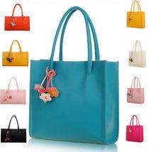 Korean Lady Women Hobo Leather Messenger Handbag Shoulder Bag