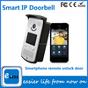Hot Selling Proof,Water Proof Unique Design iOS&Android supported Wifi Video Door Bell