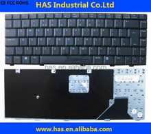 Brand New Keyboard For ASUS A8 W3 UK Spanish Layout Black replacement Laptop Keyboard
