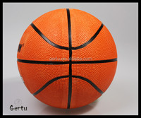 cheapest promotional size 7 rubber basketball