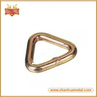 China Rigging Hardware Forged Triangle Ring (For Fall Protection)