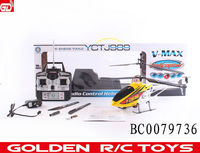 Cool design 3.5-ch rc on helicopter with light for sale