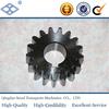 Steel Material Roller Chain Sprocket / ANSI Steel Sprocket Wheel