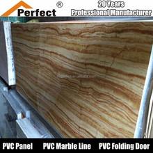 UV marble pvc line , Uv decorative Marble pvc panel,UV decorative Marble Pvc Sheet