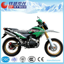 China good price of gas dirt bikes for sale(ZF200GY-5)