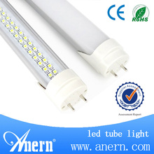 Anern new product high brightness 9W to 22W led tube , t8 tube light with 3 years warranty