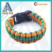 Promotional items paracord 550 survival bracelet wholesale
