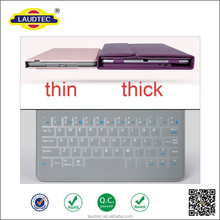 New arrival! ultra thin Leather case for iPad mini with wireless keyboard