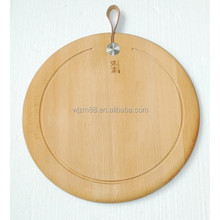 round shaped wooden cutting boards, caving chopping boards wholesale