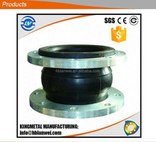 DN25-DN600 SPHERE FLANGED END Expansion rubber Joint made in China