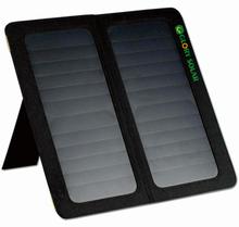 13W foldable bag portable solar panel