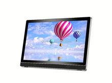 21.5inch 1080p led digital signage/transparent cd player
