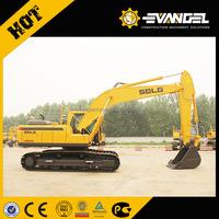 New Excavator Price 22 ton SDLG Excavator LG6225E Excavator For Sale