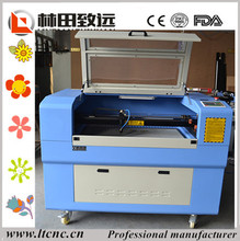 plexiglass acrylic laser engraving machine , Co2 laser engraver 9060
