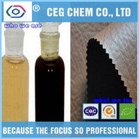 factory producing various color shapes specially provide chemical formula for leather
